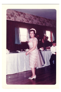 Mom on My Wedding Day