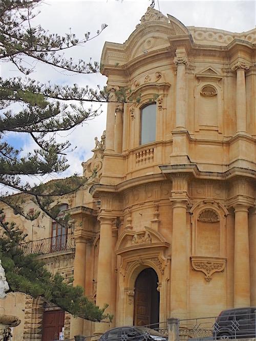 Chiesa di San Domenico, Noto, Sicily