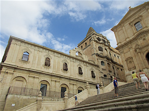 Chiesa San Francesco d'Assisi, Noto, Sicily
