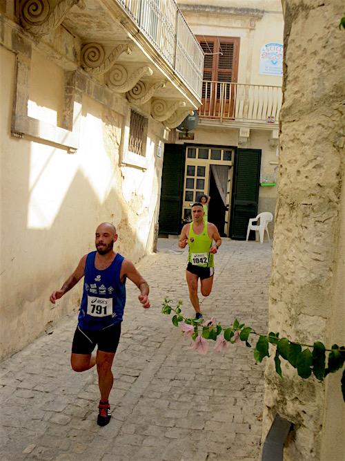 Sicily Marathon, Scicli, July 2016