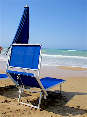 Italian Beach Chair