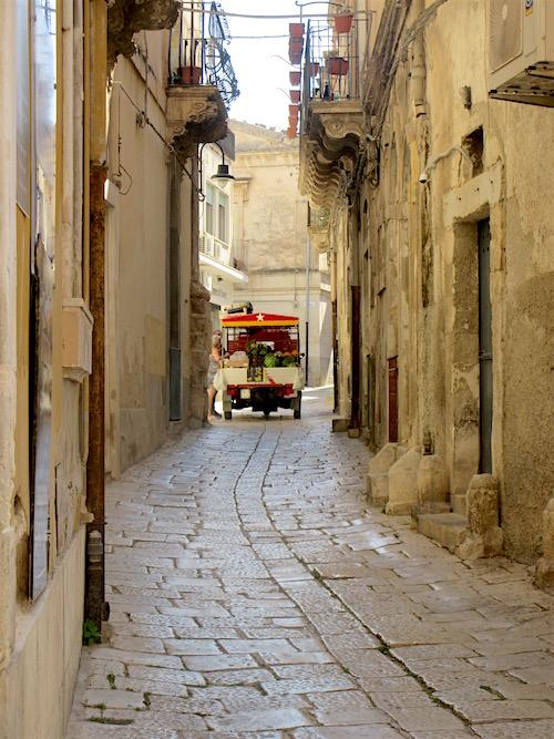 Sicily.....Veggie Vendor, Scicli